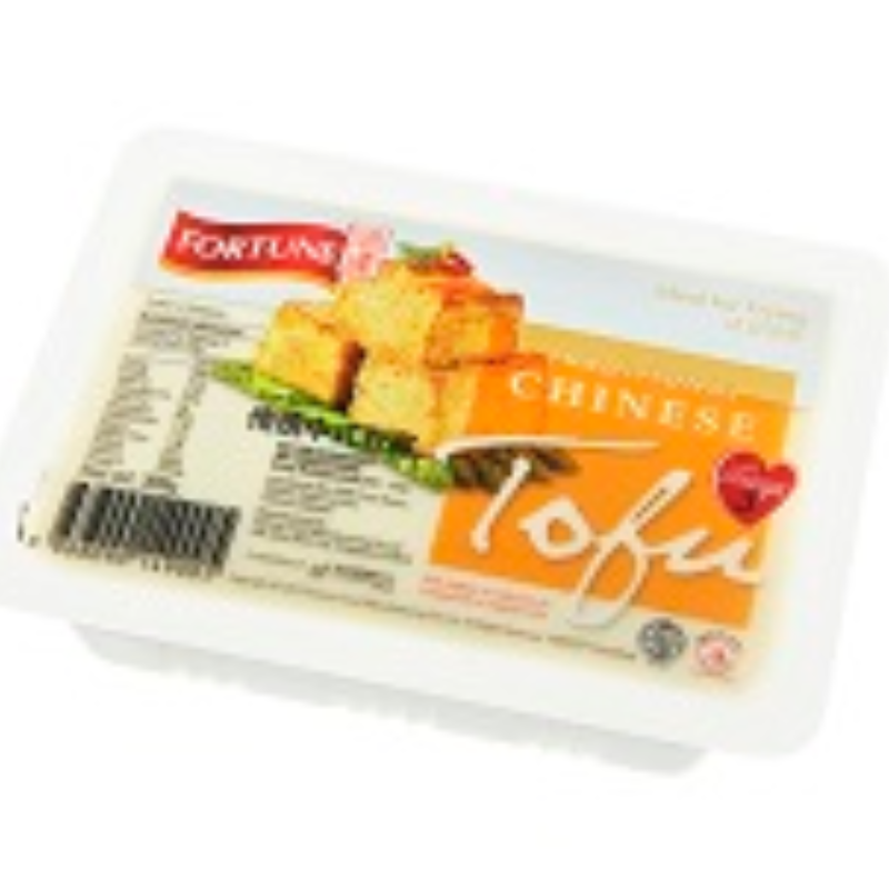 Traditional Chinese Tofu with Omega 3