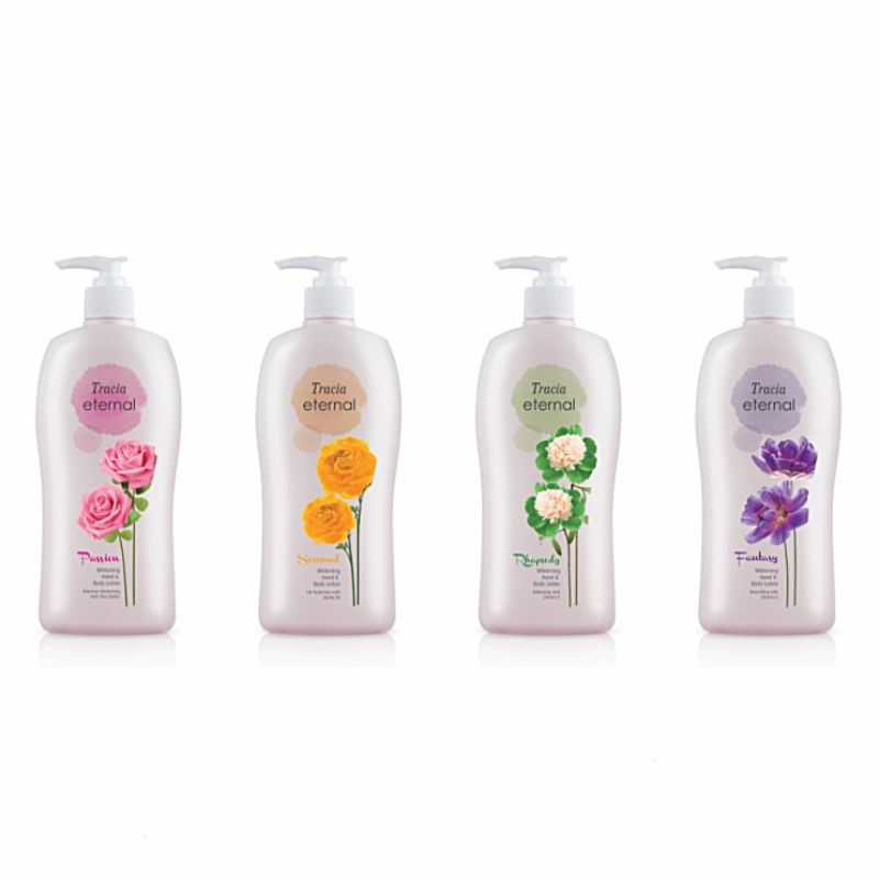 Eternal Perfumed Hand & Body Lotion