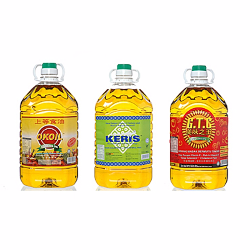 Palm Olien Oil, Oil