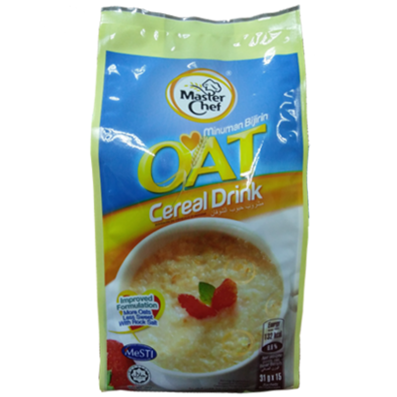 MasterChef oat cereal drink