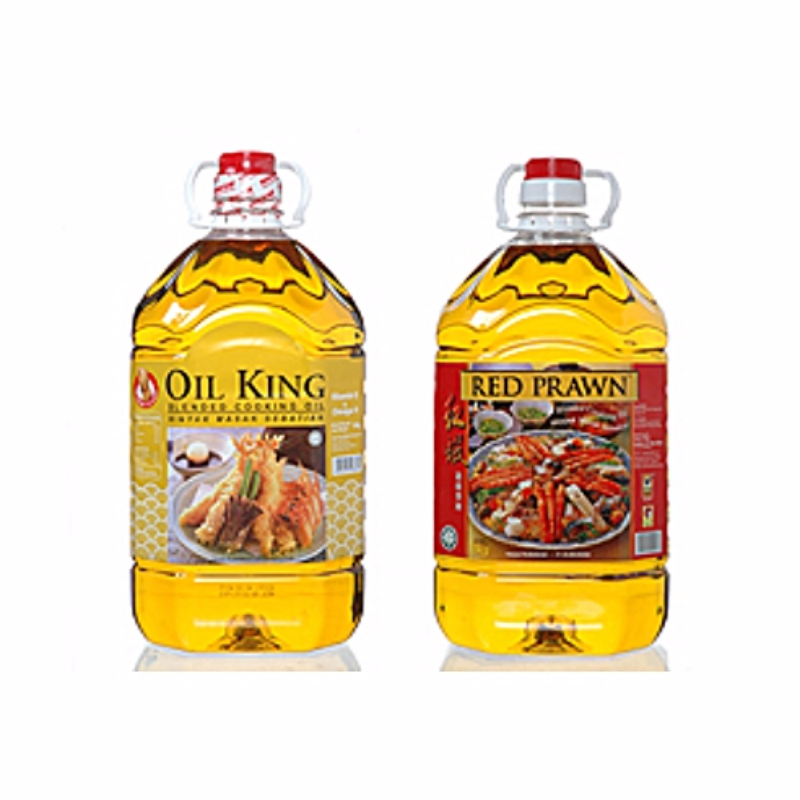 Blended Cooking Oil