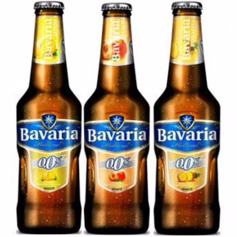 Bavaria, Sparkling water, Malt drinks