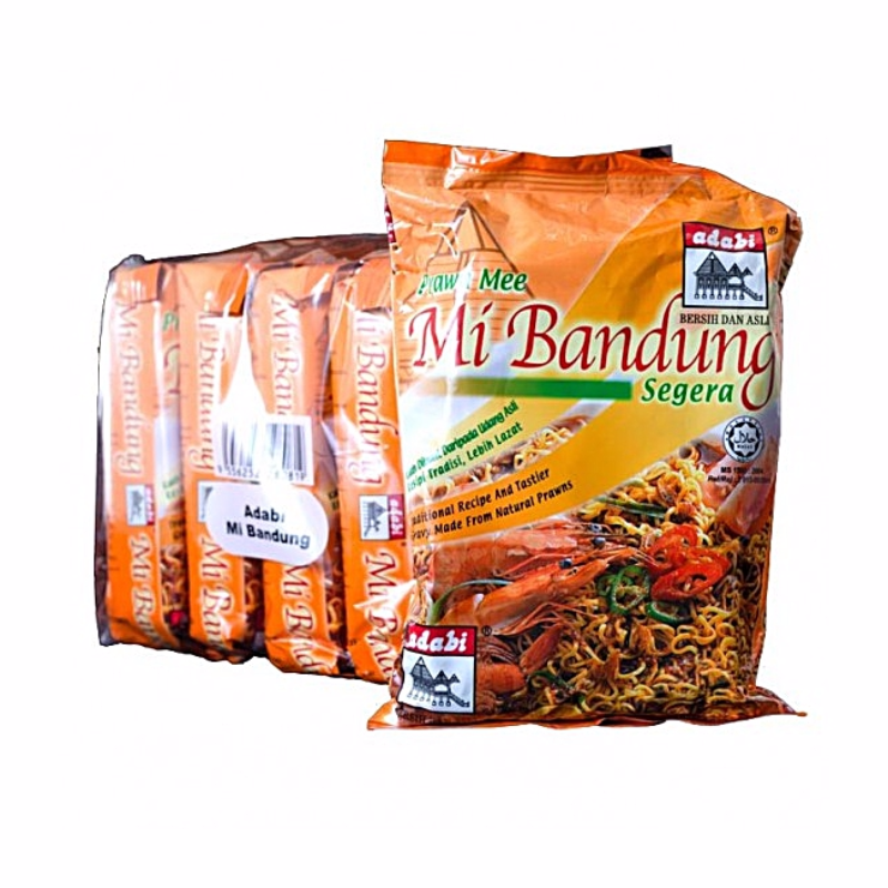 Mee Bandung Instant Noodle 85g